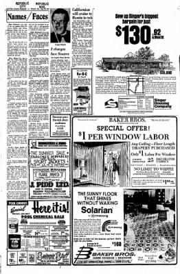 Arizona Republic from Phoenix, Arizona on June 30, 1973 · Page 18