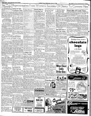 Lubbock Morning Avalanche from Lubbock, Texas on March 4, 1942 · Page 2