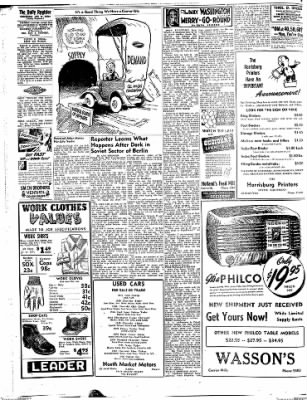The Daily Register from Harrisburg, Illinois on January 22, 1948 · Page 8