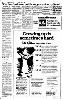 The Baytown Sun from Baytown, Texas on April 27, 1986 · Page 40