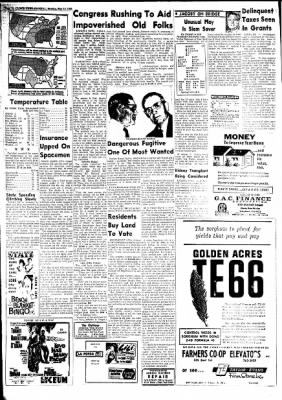 Clovis News-Journal from Clovis, New Mexico on May 10, 1965 · Page 10