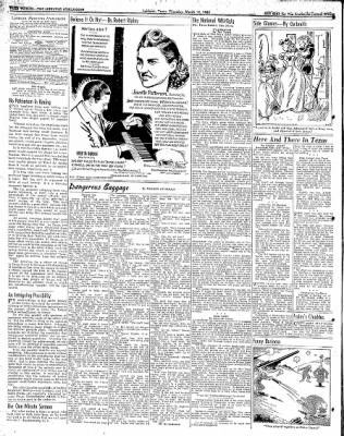 Lubbock Morning Avalanche from Lubbock, Texas on March 12, 1942 · Page 6