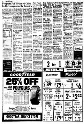 Pampa Daily News from Pampa, Texas on June 22, 1972 · Page 2