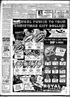 The News from Frederick, Maryland on December 6, 1951 · Page 12