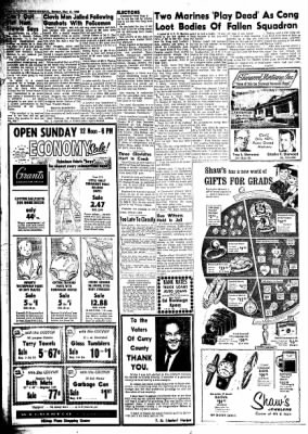 Clovis News-Journal from Clovis, New Mexico on May 15, 1966 · Page 2
