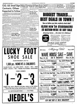 The Courier News from Blytheville, Arkansas on June 30, 1954 · Page 3
