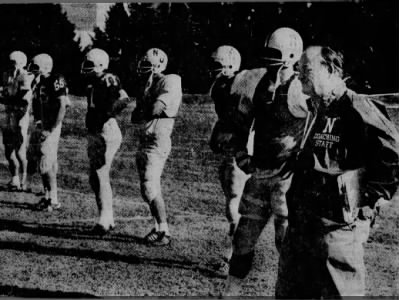 1971 spring drills Devaney photo