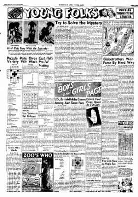 The Courier News from Blytheville, Arkansas on January 9, 1954 · Page 3