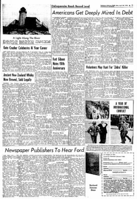 Northwest Arkansas Times from Fayetteville, Arkansas on April 22, 1974 · Page 13