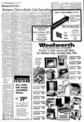 Northwest Arkansas Times from Fayetteville, Arkansas on May 9, 1974 · Page 8