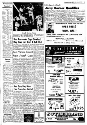 Northwest Arkansas Times from Fayetteville, Arkansas on June 5, 1974 · Page 15