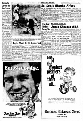 Northwest Arkansas Times from Fayetteville, Arkansas on June 19, 1974 · Page 15