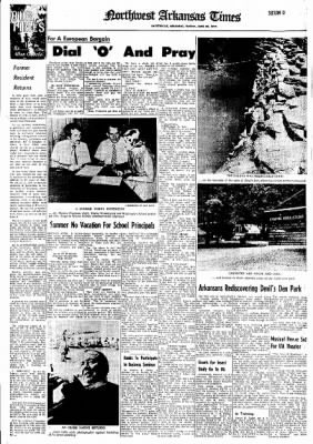 Northwest Arkansas Times from Fayetteville, Arkansas on June 30, 1974 · Page 25