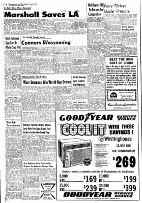 Northwest Arkansas Times from Fayetteville, Arkansas on July 8, 1974 · Page 8