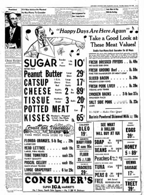 Northwest Arkansas Times from Fayetteville, Arkansas on January 24, 1952 · Page 7