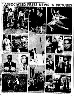 Northwest Arkansas Times from Fayetteville, Arkansas on February 19, 1952 · Page 8