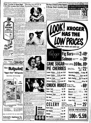 Northwest Arkansas Times from Fayetteville, Arkansas on February 21, 1952 · Page 11