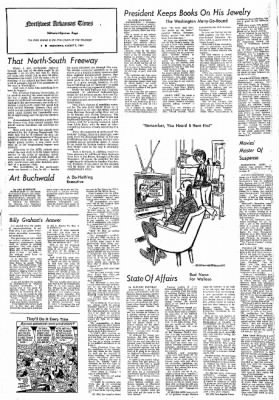 Northwest Arkansas Times from Fayetteville, Arkansas on August 7, 1974 · Page 4