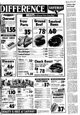 Northwest Arkansas Times from Fayetteville, Arkansas on August 21, 1974 · Page 16