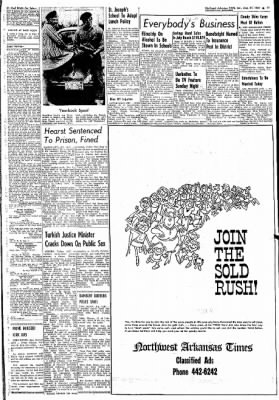 Northwest Arkansas Times from Fayetteville, Arkansas on August 31, 1974 · Page 11