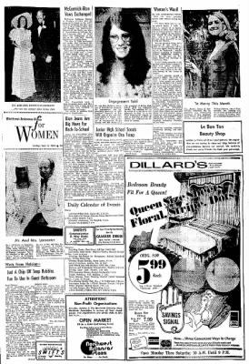 Northwest Arkansas Times from Fayetteville, Arkansas on September 8, 1974 · Page 7