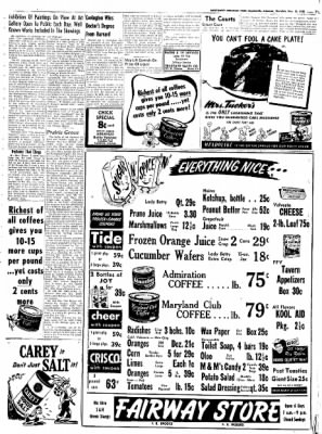 Northwest Arkansas Times from Fayetteville, Arkansas on May 15, 1952 · Page 7
