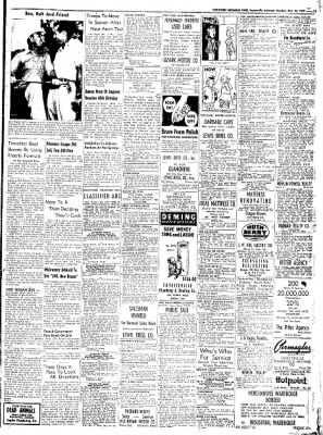 Northwest Arkansas Times from Fayetteville, Arkansas on May 26, 1952 · Page 11