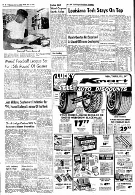 Northwest Arkansas Times from Fayetteville, Arkansas on October 9, 1974 · Page 15