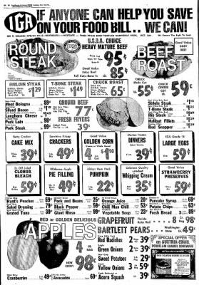 Northwest Arkansas Times from Fayetteville, Arkansas on October 13, 1974 · Page 40
