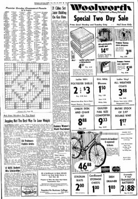 Northwest Arkansas Times from Fayetteville, Arkansas on October 20, 1974 · Page 7