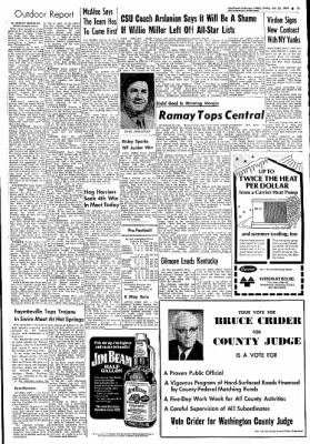 Northwest Arkansas Times from Fayetteville, Arkansas on October 25, 1974 · Page 13