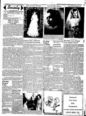 Northwest Arkansas Times from Fayetteville, Arkansas on August 30, 1952 · Page 3