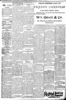 Logansport Pharos-Tribune from Logansport, Indiana on October 1, 1896 · Page 4