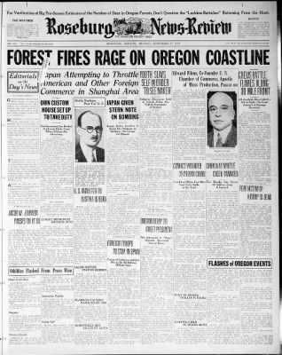 Image result for news september 27, 1937