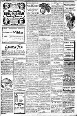 Logansport Pharos-Tribune from Logansport, Indiana on October 11, 1896 · Page 6