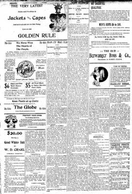 Logansport Pharos-Tribune from Logansport, Indiana on October 17, 1896 · Page 8