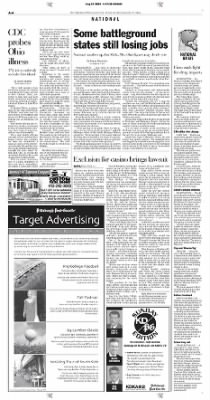 Pittsburgh Post-Gazette from Pittsburgh, Pennsylvania on August 21, 2004 · Page 6