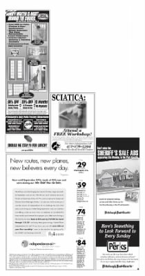 Pittsburgh Post-Gazette from Pittsburgh, Pennsylvania on September 19, 2004 · Page 26