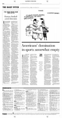 Pittsburgh Post-Gazette from Pittsburgh, Pennsylvania on September 19, 2004 · Page 36