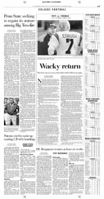Pittsburgh Post-Gazette from Pittsburgh, Pennsylvania on September 22, 2004 · Page 37