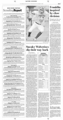 Pittsburgh Post-Gazette from Pittsburgh, Pennsylvania on September 22, 2004 · Page 67