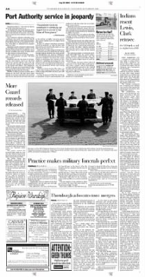 Pittsburgh Post-Gazette from Pittsburgh, Pennsylvania on September 25, 2004 · Page 7