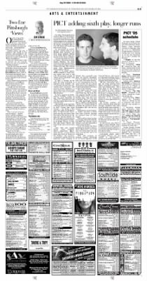 Pittsburgh Post-Gazette from Pittsburgh, Pennsylvania on September 29, 2004 · Page 39