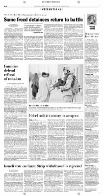 Pittsburgh Post-Gazette from Pittsburgh, Pennsylvania on October 18, 2004 · Page 4