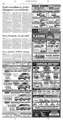 Pittsburgh Post-Gazette from Pittsburgh, Pennsylvania on October 27, 2004 · Page 75