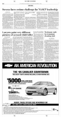 Pittsburgh Post-Gazette from Pittsburgh, Pennsylvania on November 11, 2004 · Page 22