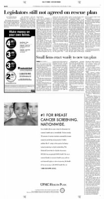 Pittsburgh Post-Gazette from Pittsburgh, Pennsylvania on November 17, 2004 · Page 12