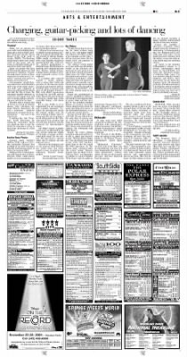 Pittsburgh Post-Gazette from Pittsburgh, Pennsylvania on November 23, 2004 · Page 23