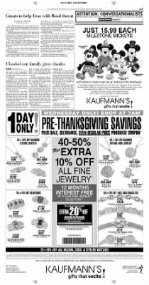 Pittsburgh Post-Gazette from Pittsburgh, Pennsylvania on November 24, 2004 · Page 7