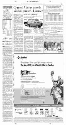 Pittsburgh Post-Gazette from Pittsburgh, Pennsylvania on December 1, 2004 · Page 35